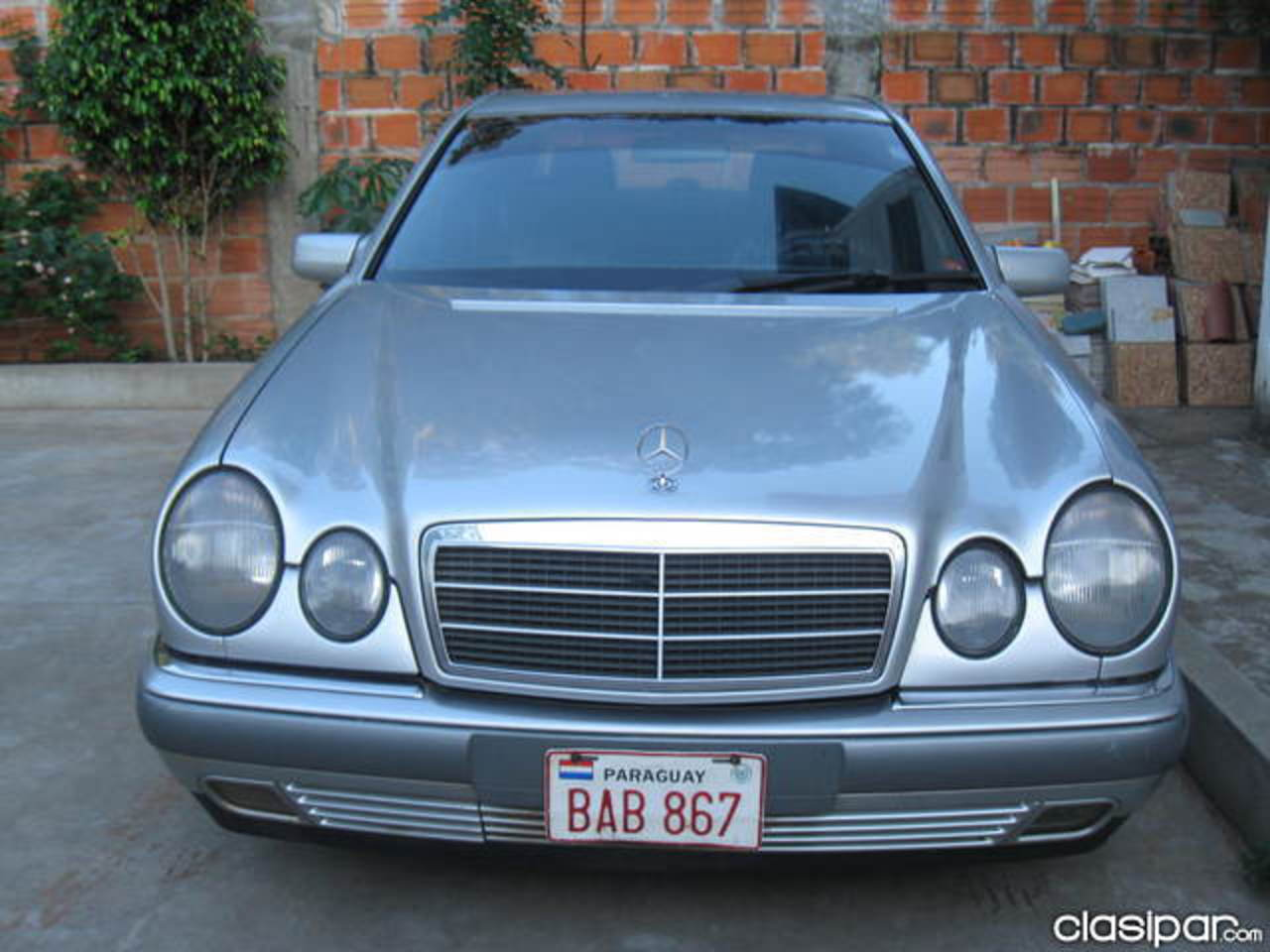 Mercedes-benz e290 photo - 5