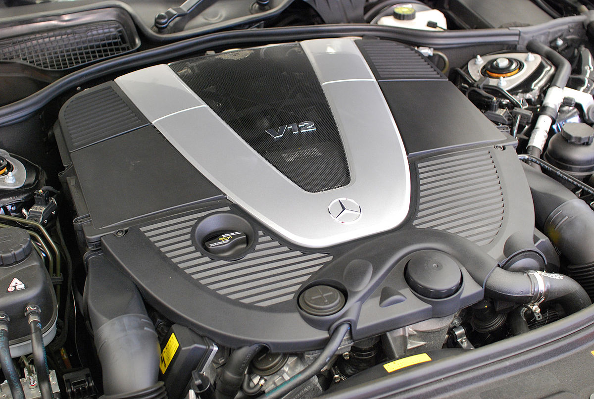 Mercedes-benz engine photo - 1