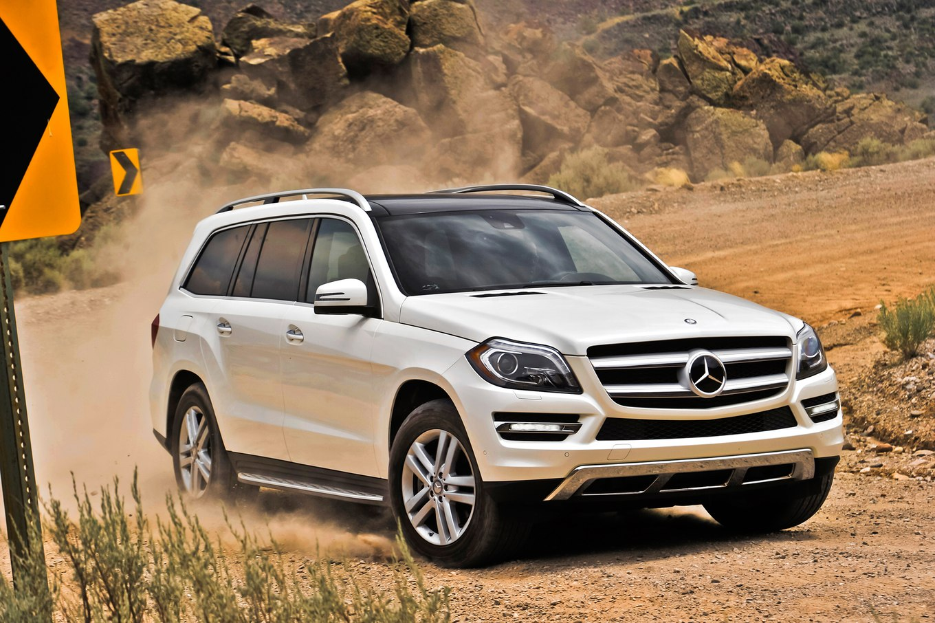 Mercedes benz gl photo - 1
