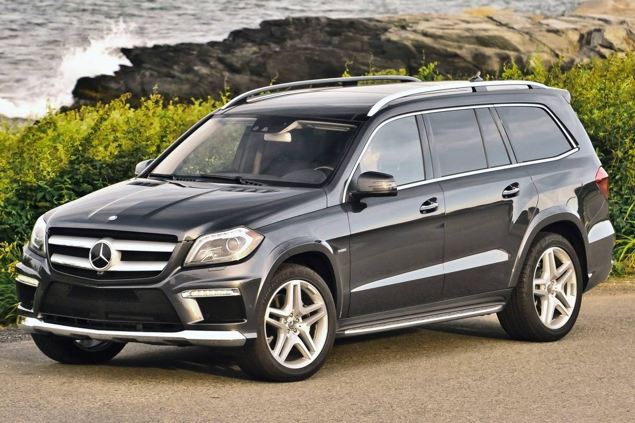 Mercedes benz gl photo - 10