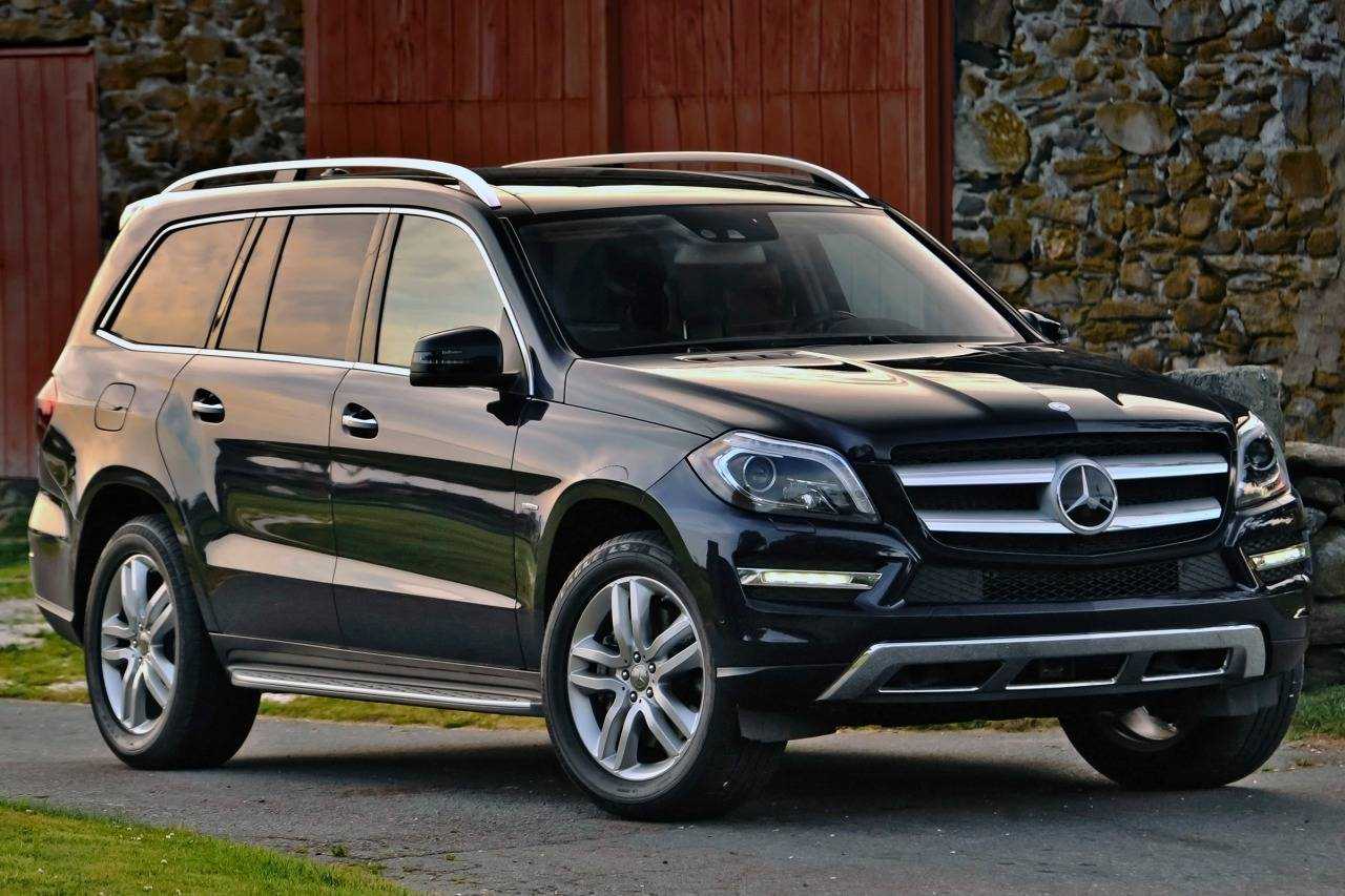 Mercedes benz gl photo - 2