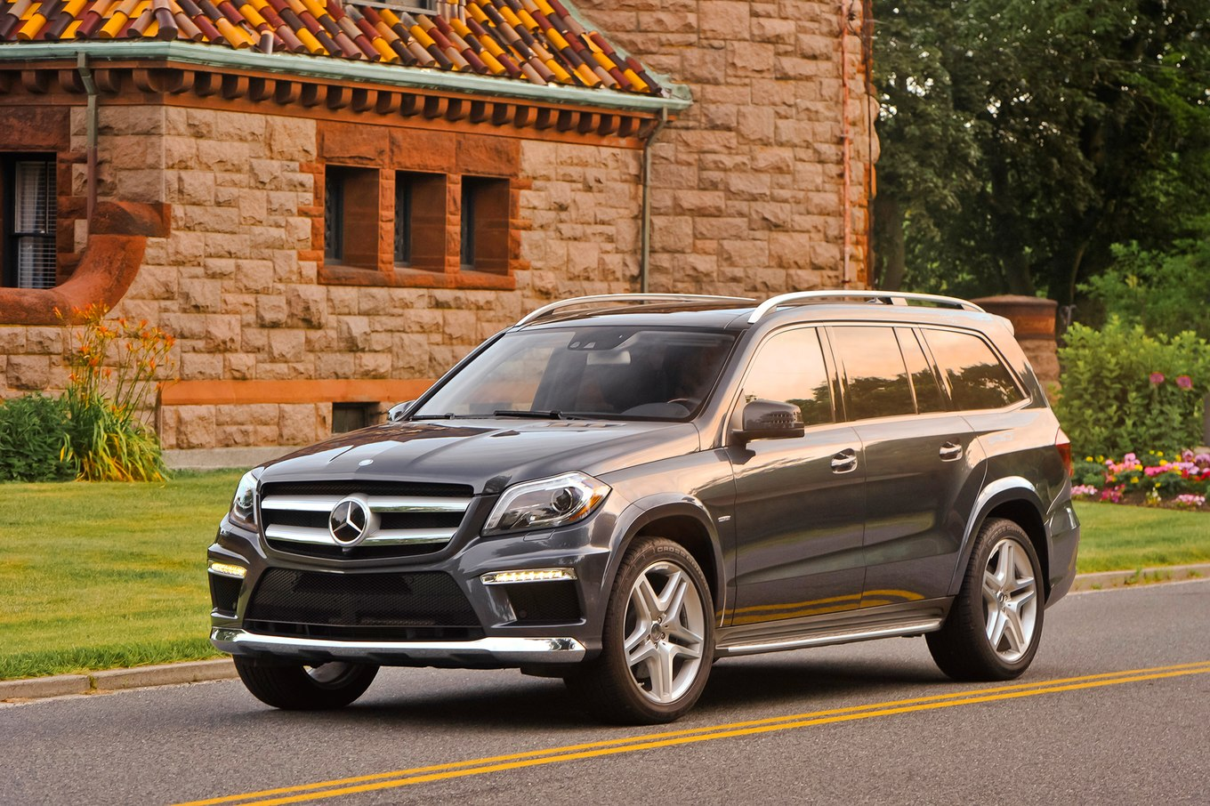 Mercedes benz gl photo - 4
