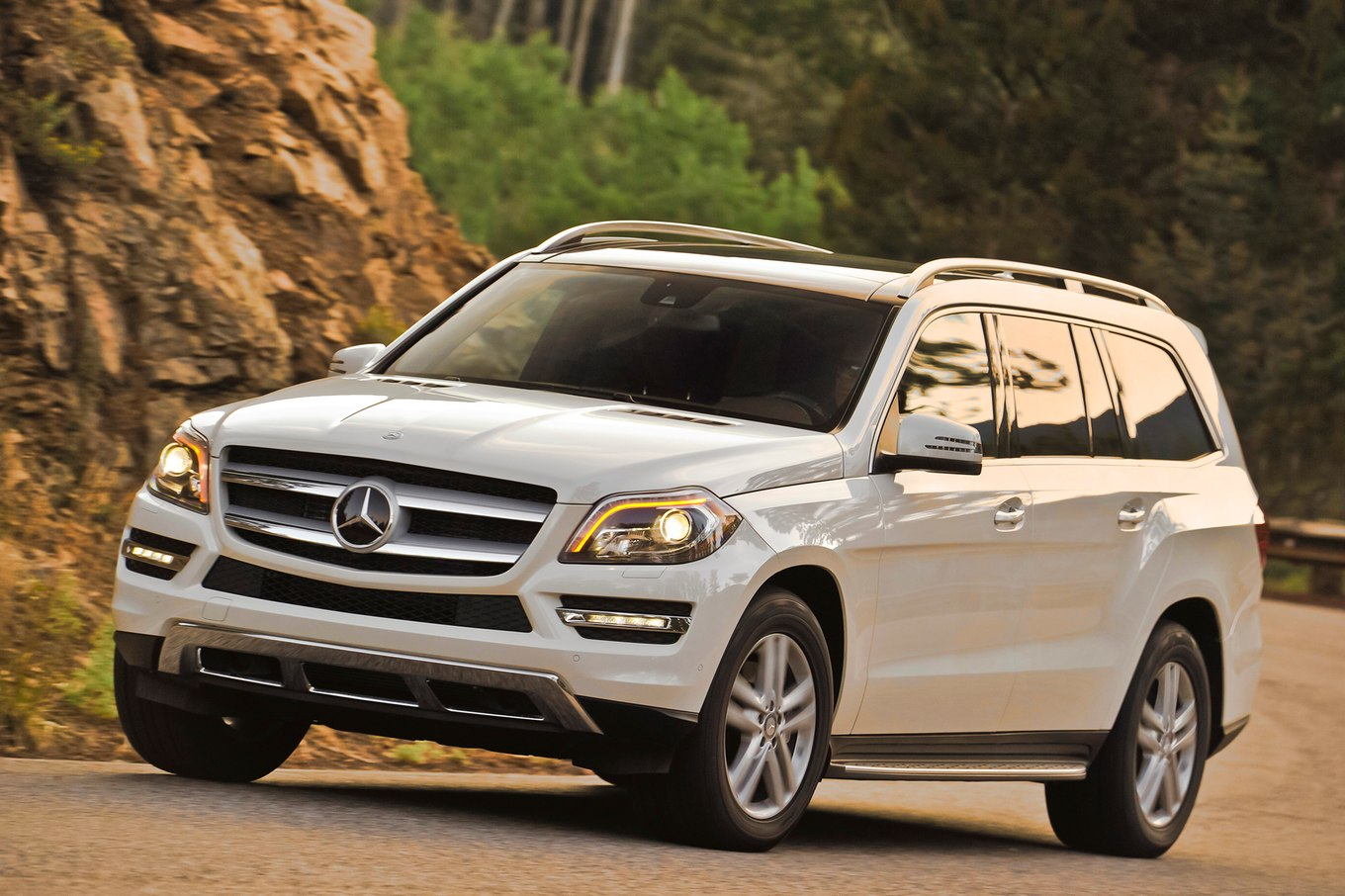 Mercedes benz gl photo - 7