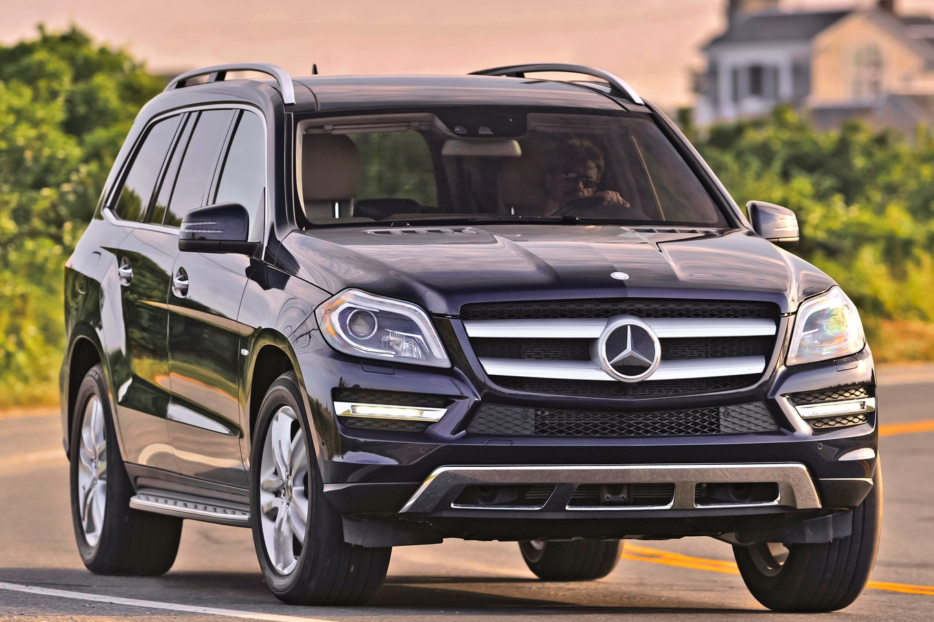 Mercedes benz gl photo - 8