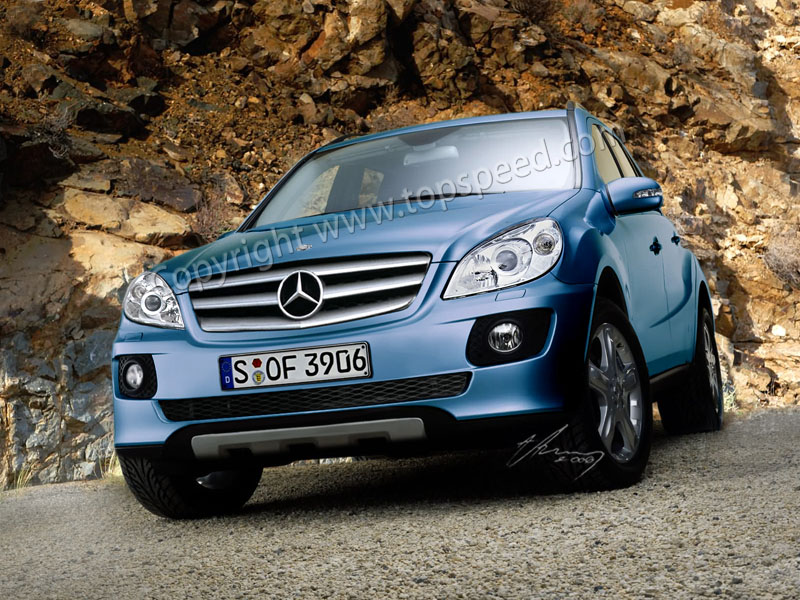 Mercedes-benz mlk photo - 4