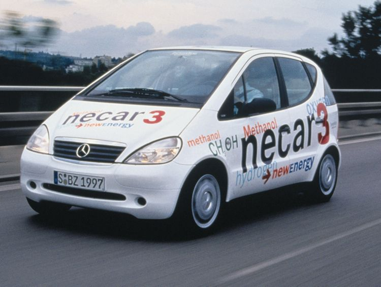 Mercedes-benz necar photo - 1