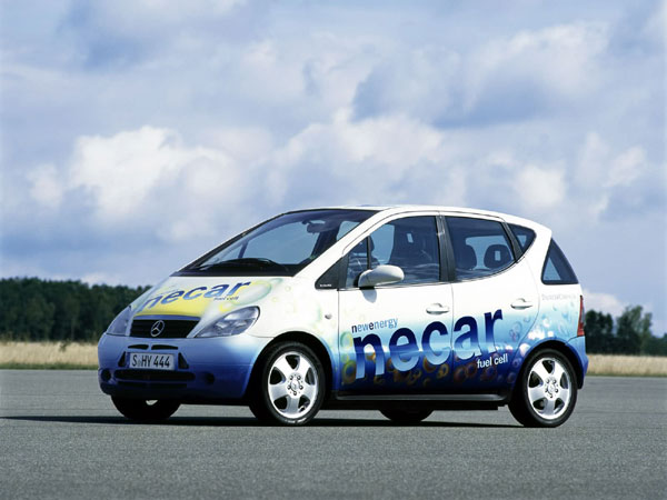 Mercedes-benz necar photo - 6