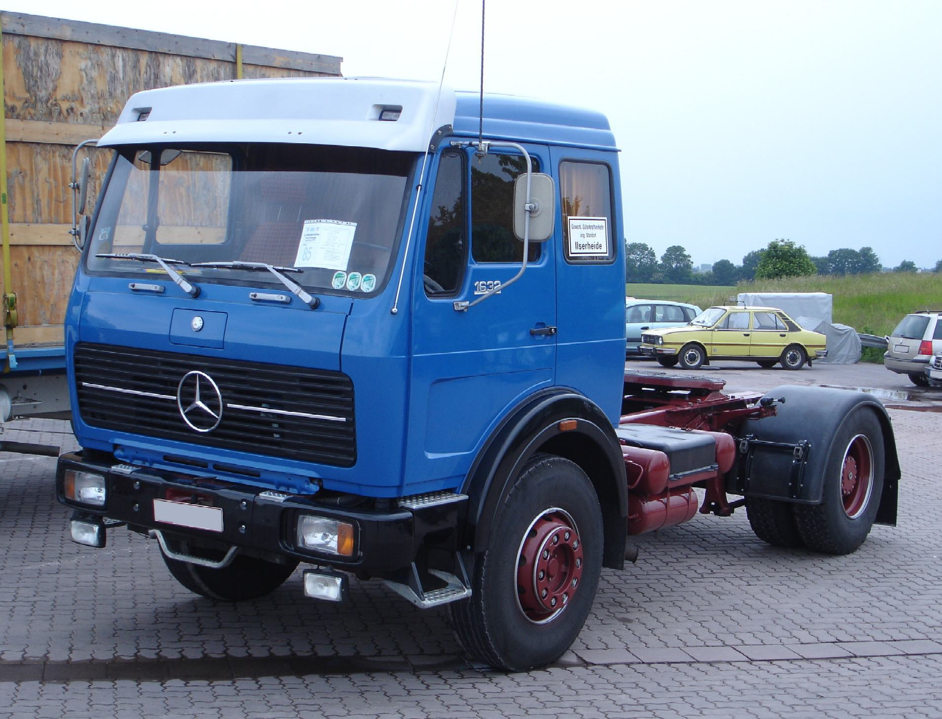 Mercedes-benz ng photo - 1