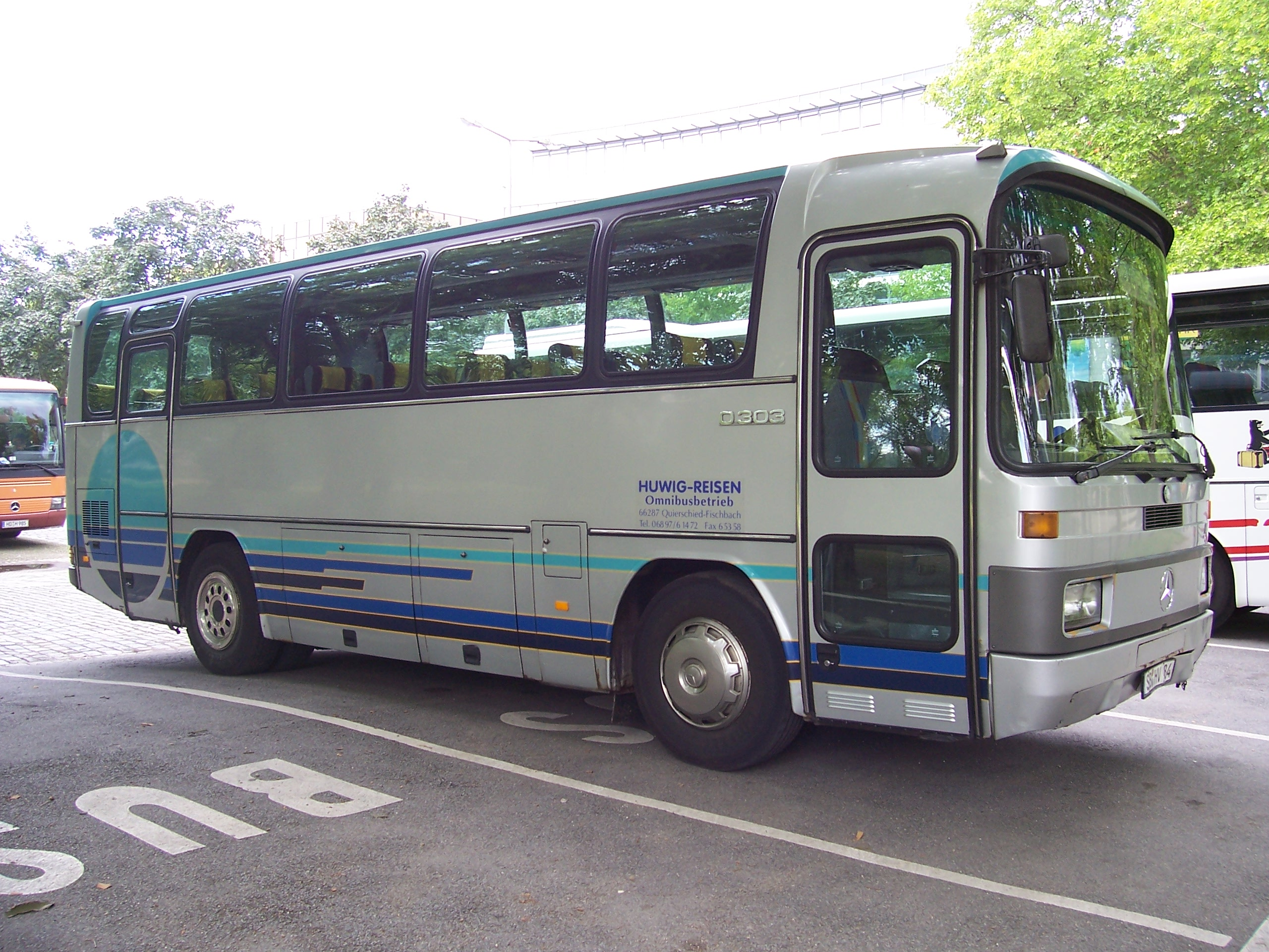 Mercedes-benz o303 photo - 1