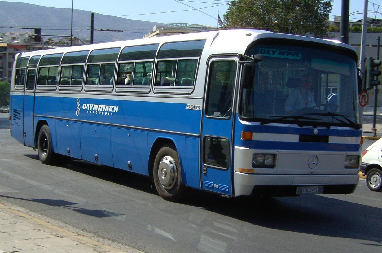 Mercedes-benz o303 photo - 10