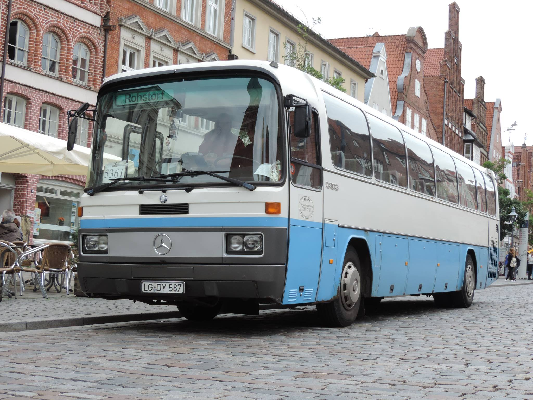 Mercedes-benz o303 photo - 3