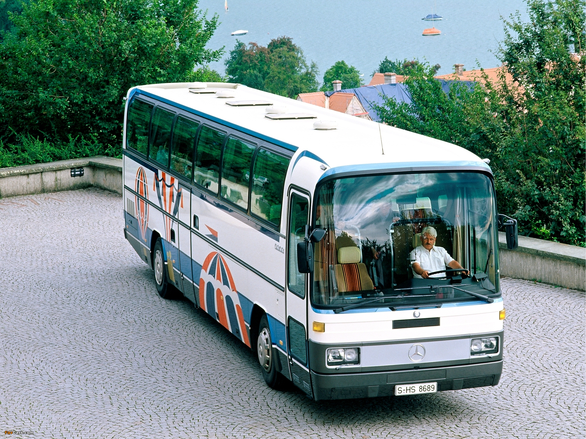 Mercedes-benz o303 photo - 5