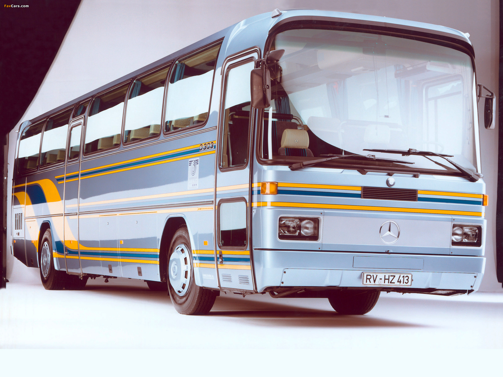 Mercedes-benz o303 photo - 6