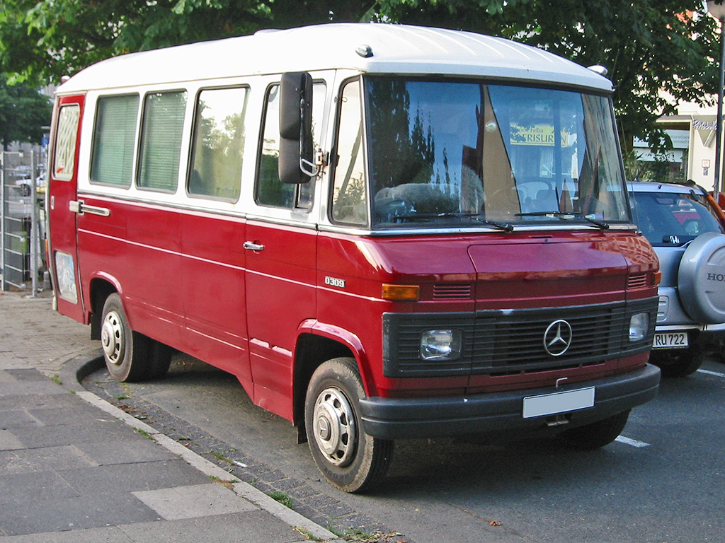 Mercedes-benz o309 photo - 1