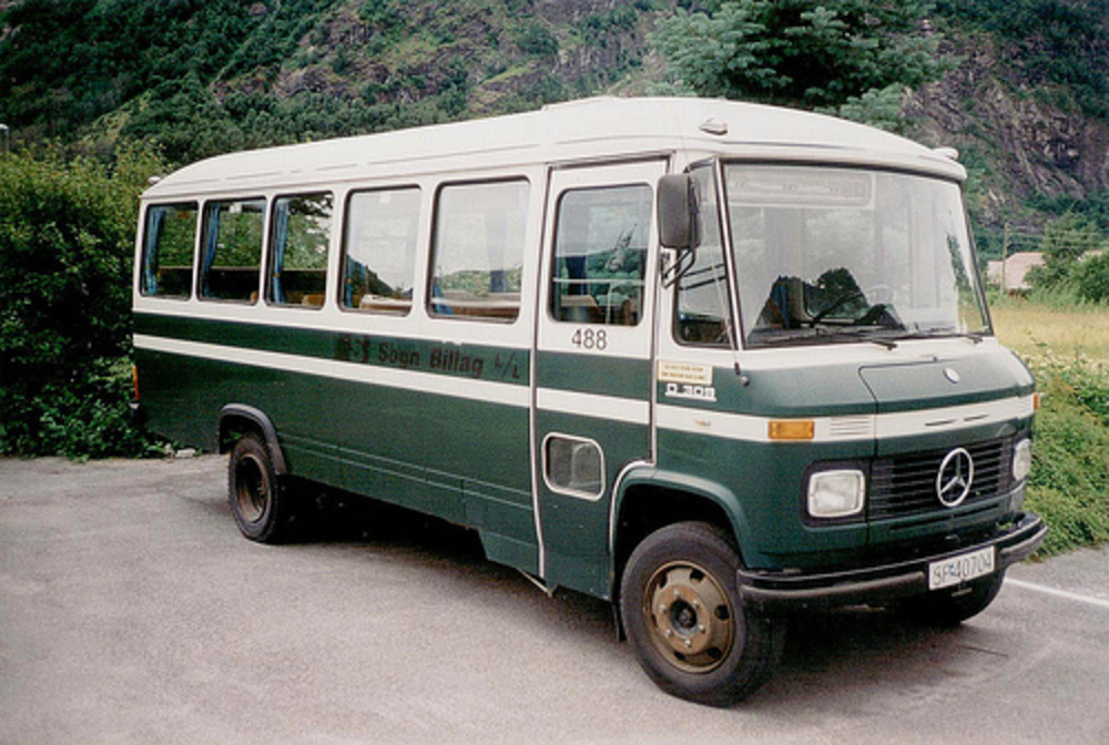 Mercedes-benz o309 photo - 4