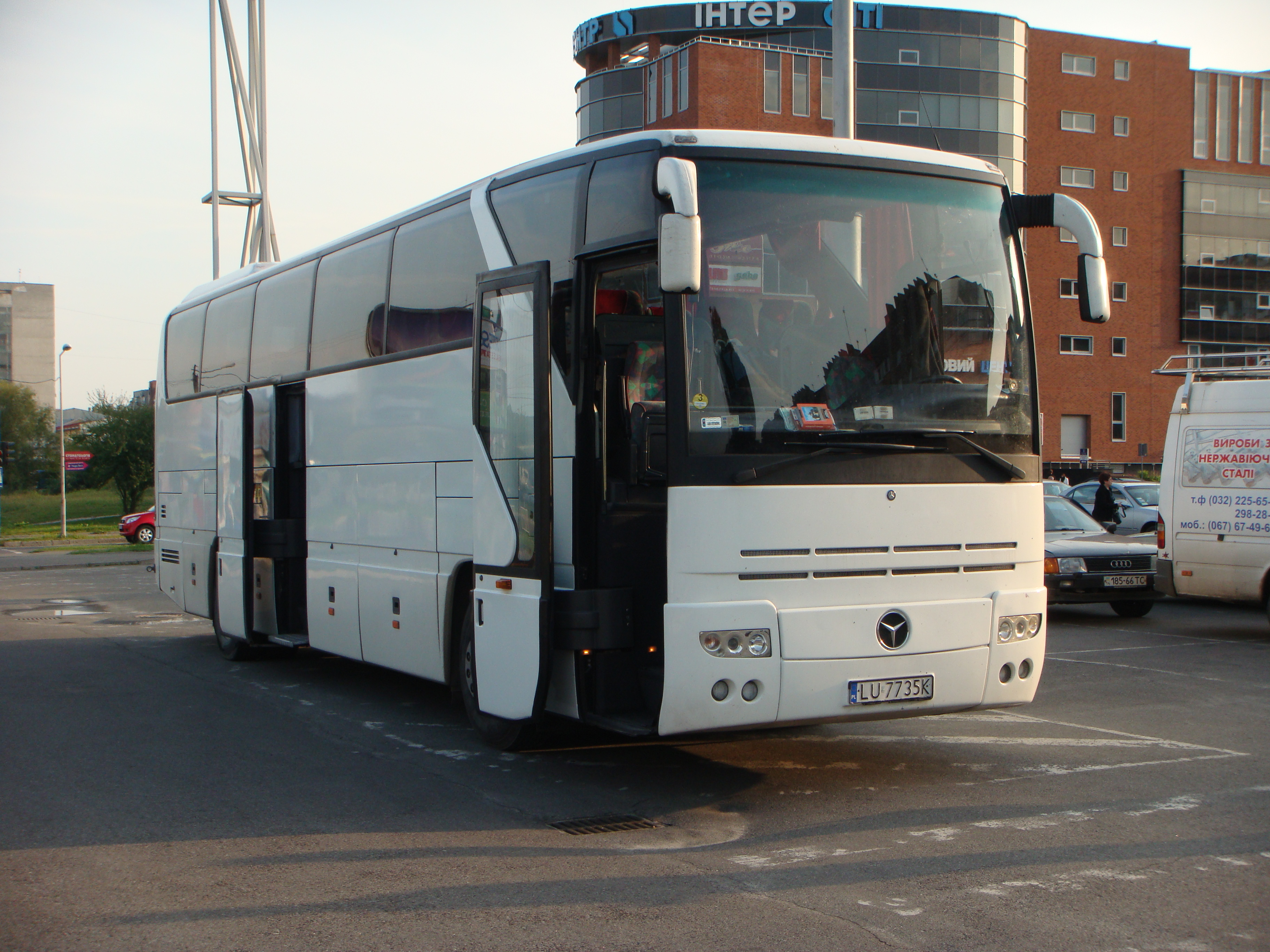 Mercedes-benz o403 photo - 1