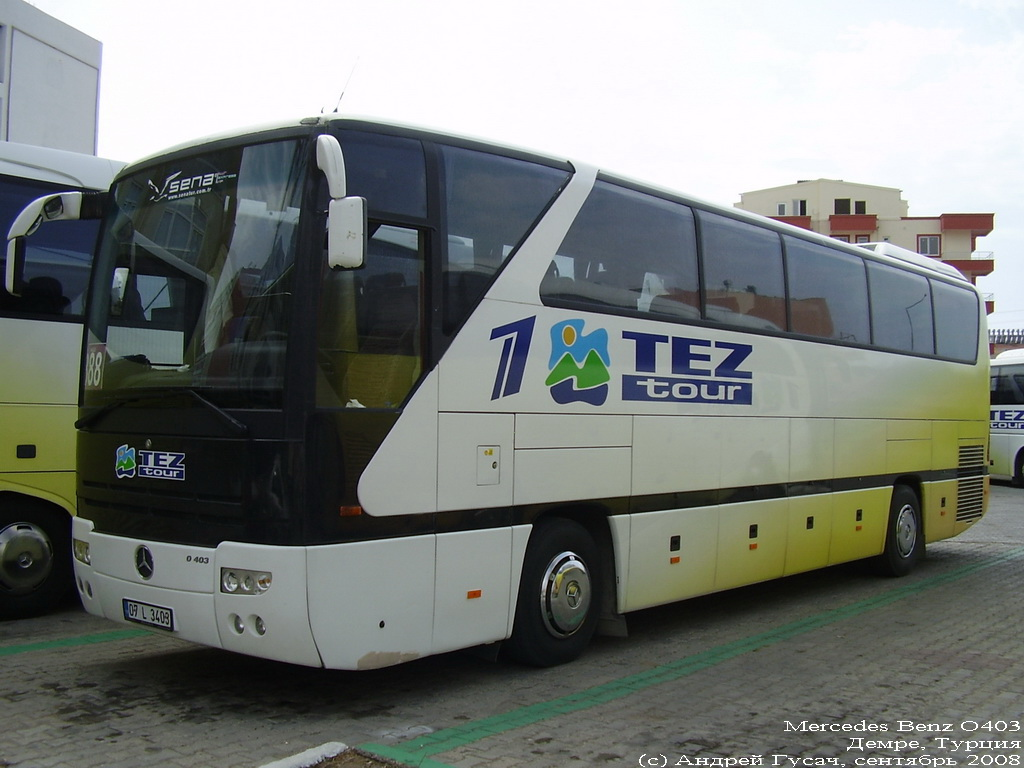 Mercedes-benz o403 photo - 3
