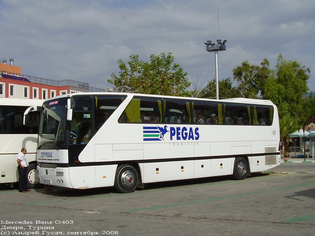 Mercedes-benz o403 photo - 4