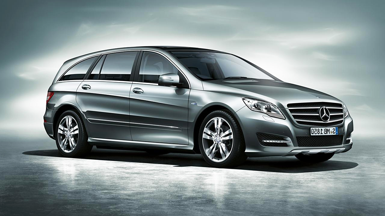 Mercedes-benz r-class photo - 3