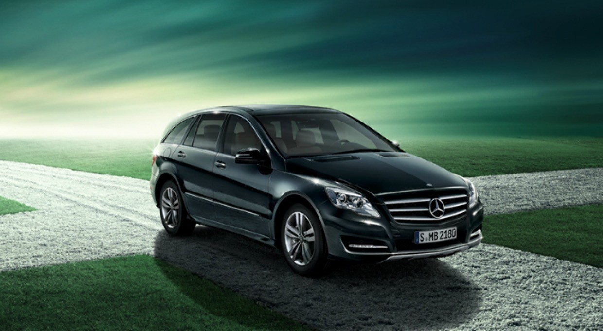 Mercedes-benz r-class photo - 4