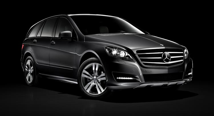 Mercedes-benz r-class photo - 8