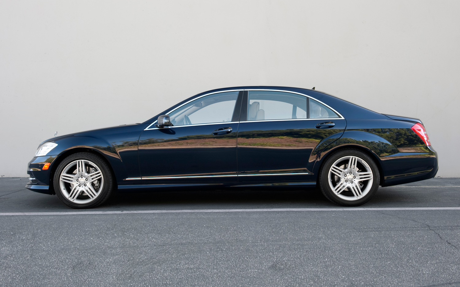Mercedes-benz s400 photo - 1