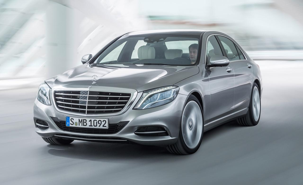 Mercedes-benz s400 photo - 10