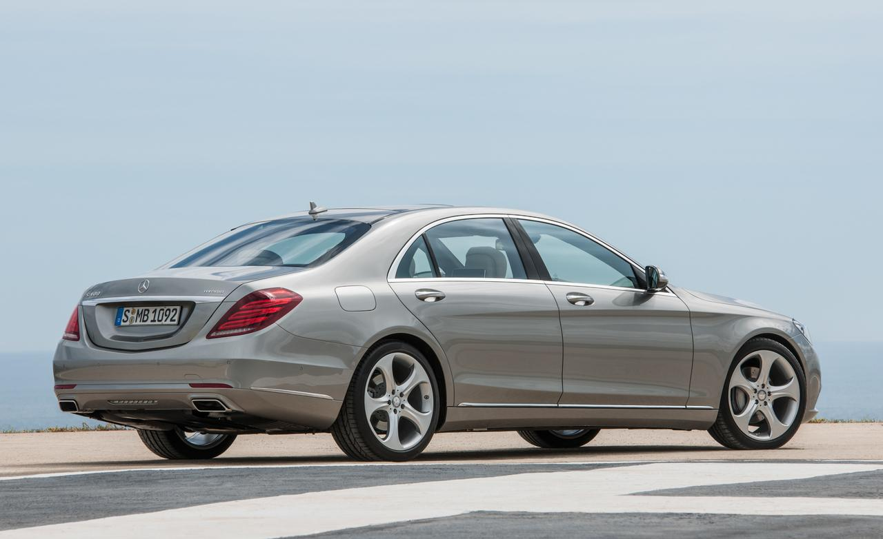 Mercedes-benz s400 photo - 2