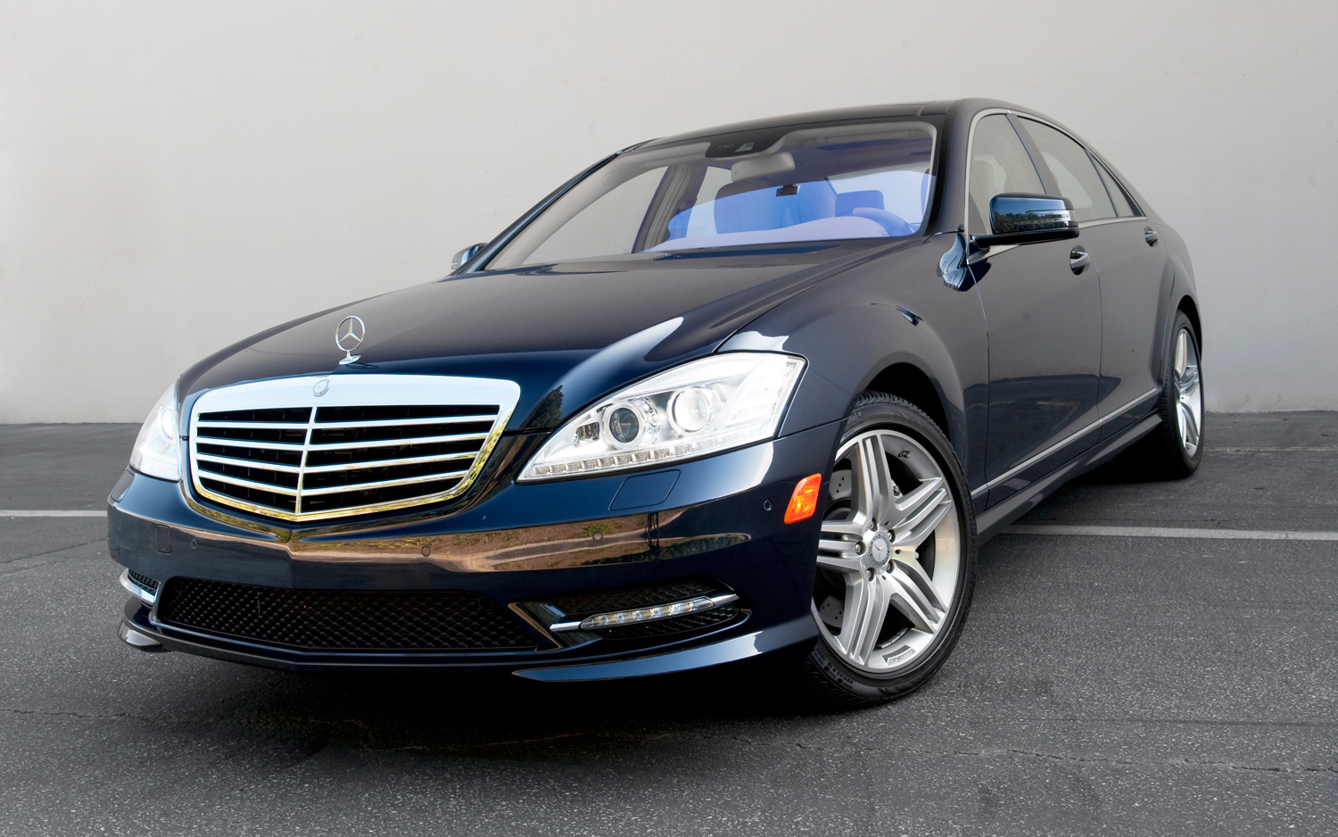 Mercedes-benz s400 photo - 3