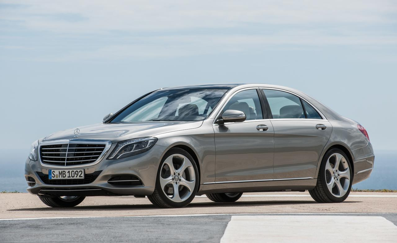 Mercedes-benz s400 photo - 5
