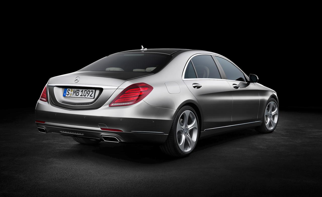 Mercedes-benz s400 photo - 8
