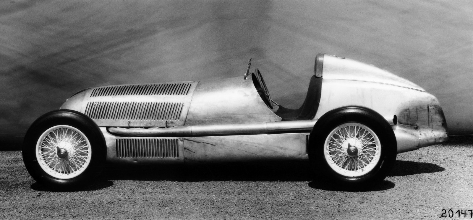 Mercedes-benz silberpfeil photo - 7