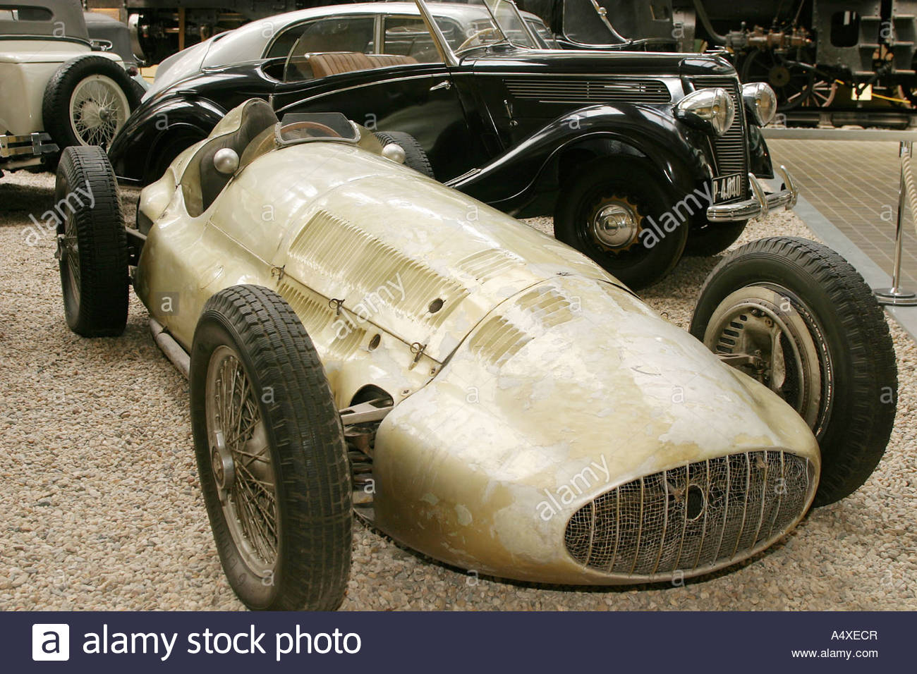 Mercedes-benz silberpfeil photo - 8