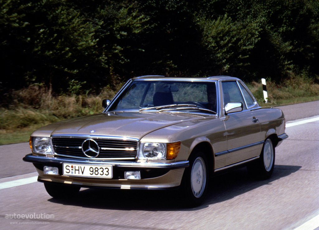 Mercedes benz sl photo - 1