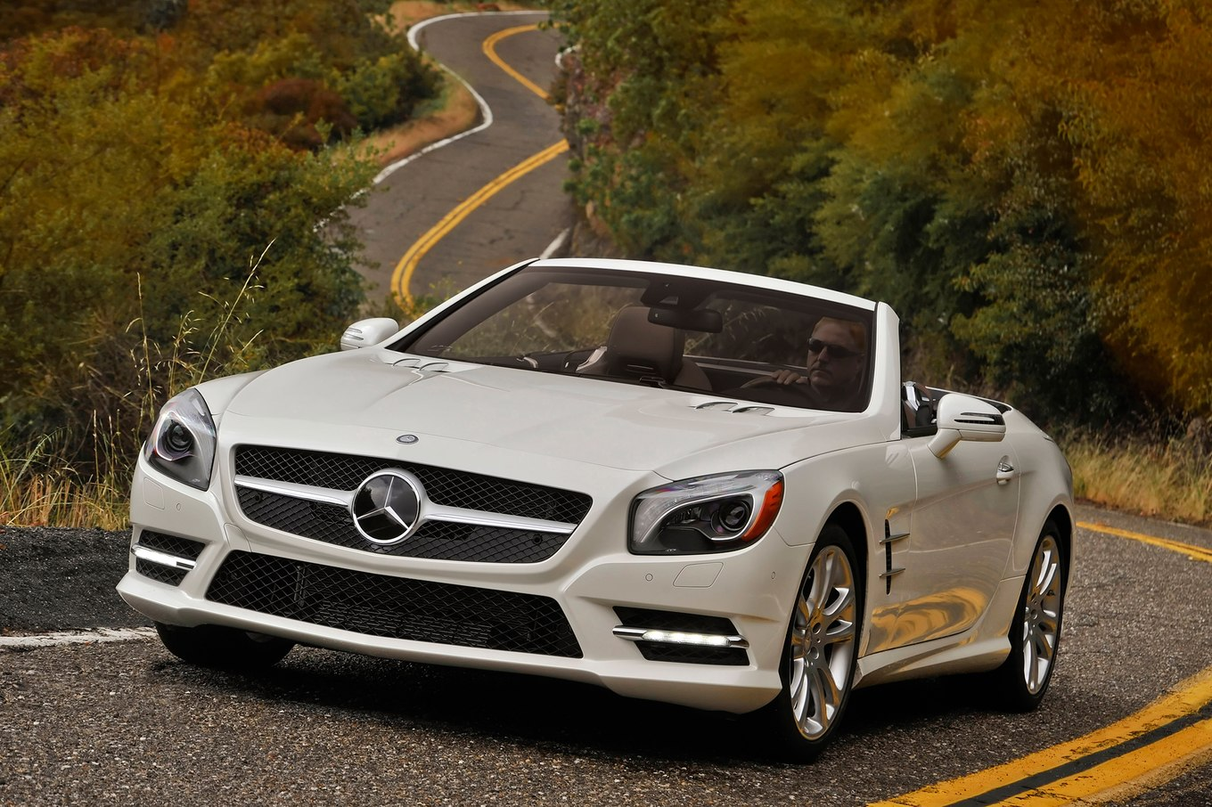 Mercedes-benz sl photo - 4