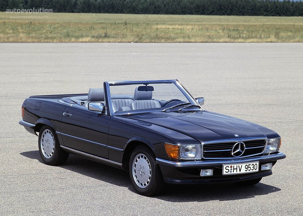 Mercedes benz sl photo - 5