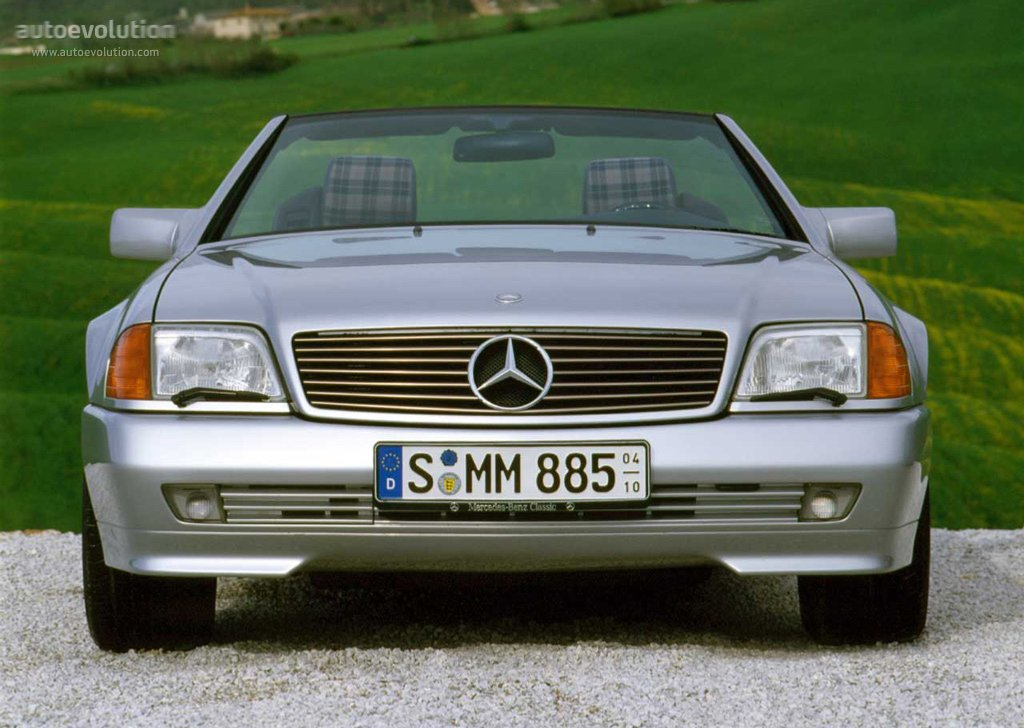 Mercedes-benz sl photo - 5