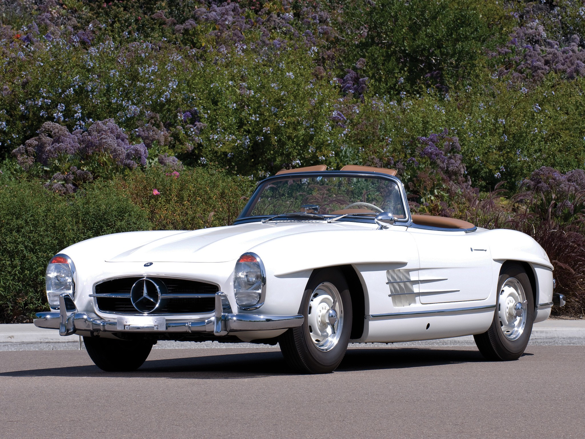 Mercedes benz sl photo - 6