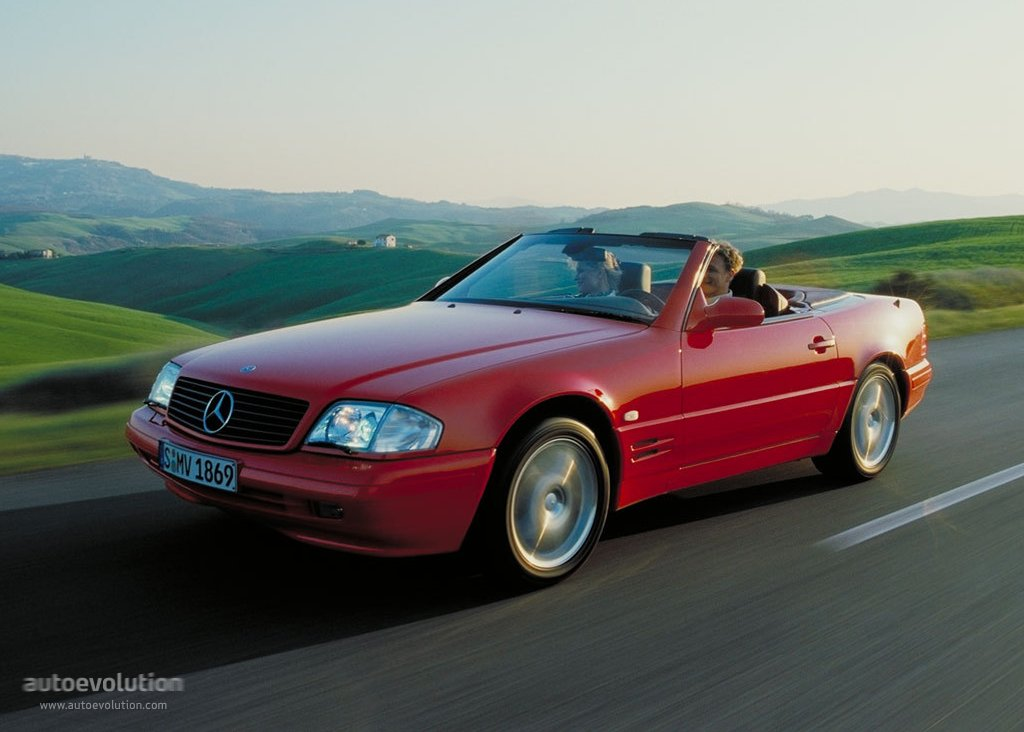 Mercedes-benz sl photo - 7