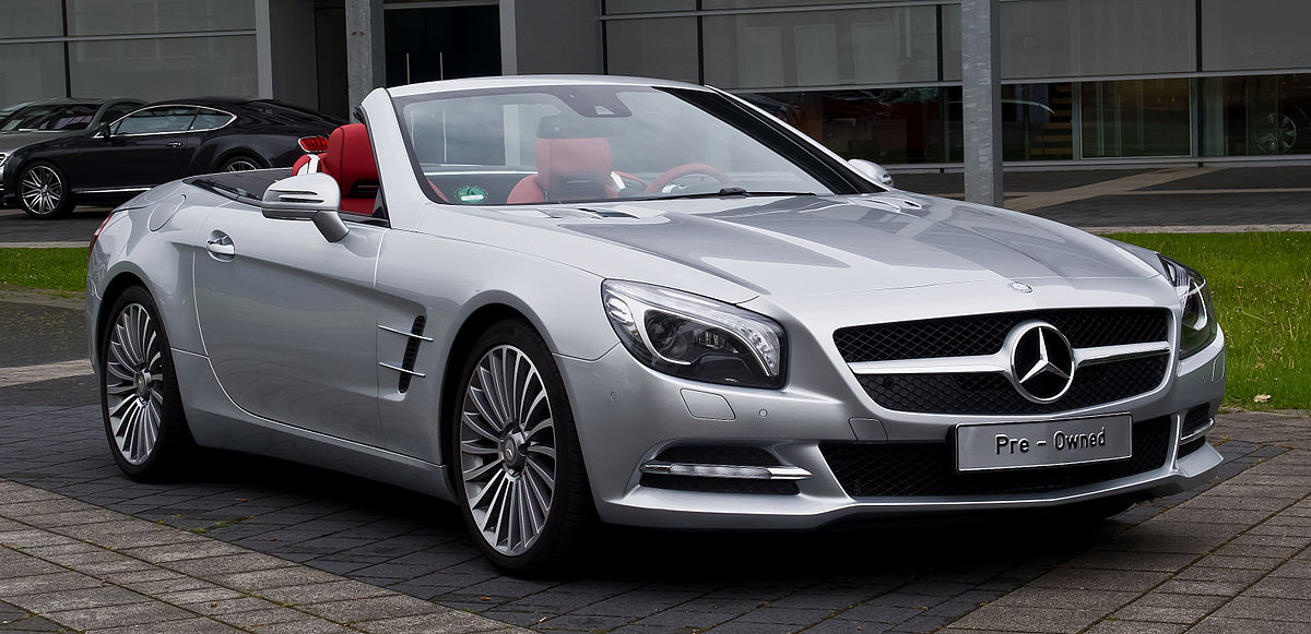 Mercedes benz sl photo - 7