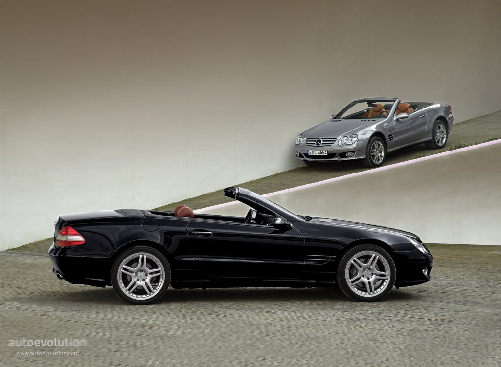 Mercedes benz sl photo - 8