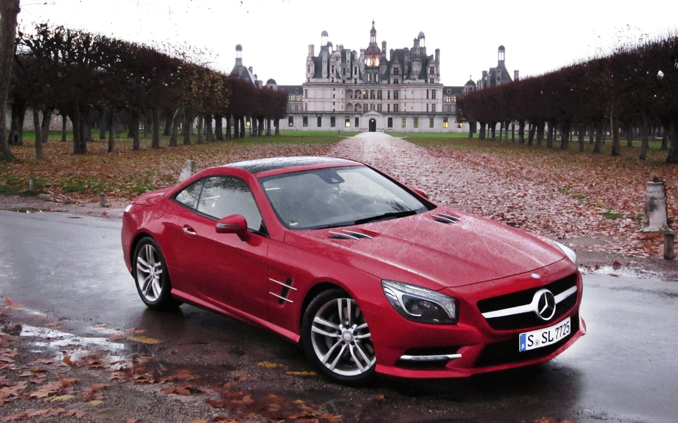 Mercedes-benz sl photo - 8