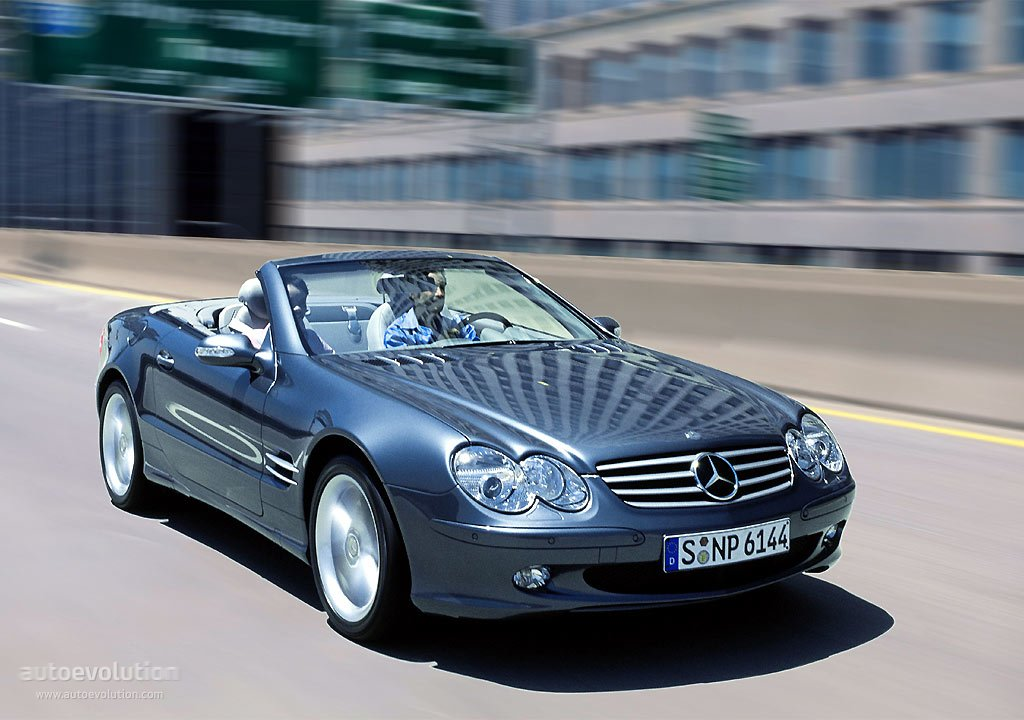 Mercedes-benz sl photo - 9
