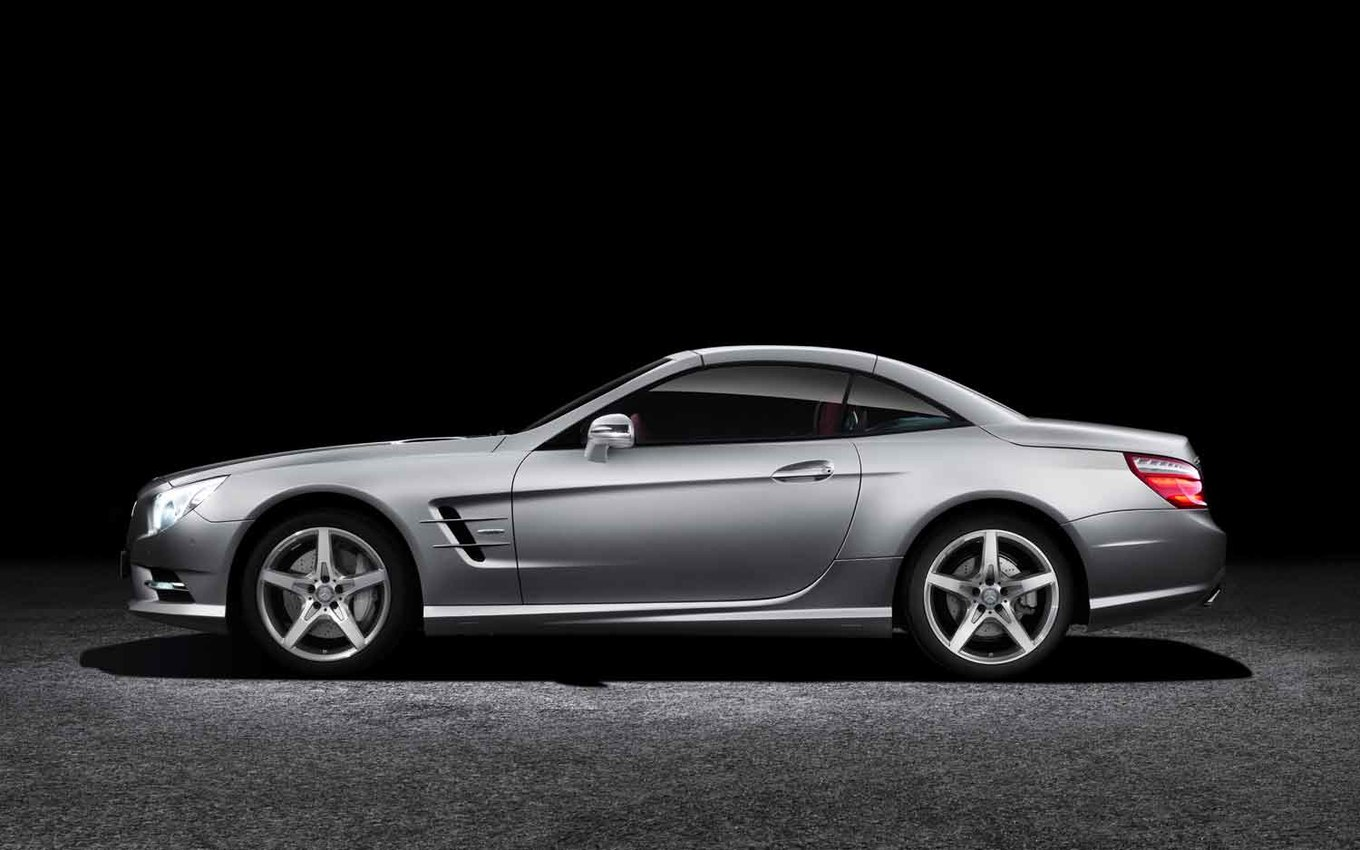 Mercedes benz sl photo - 9