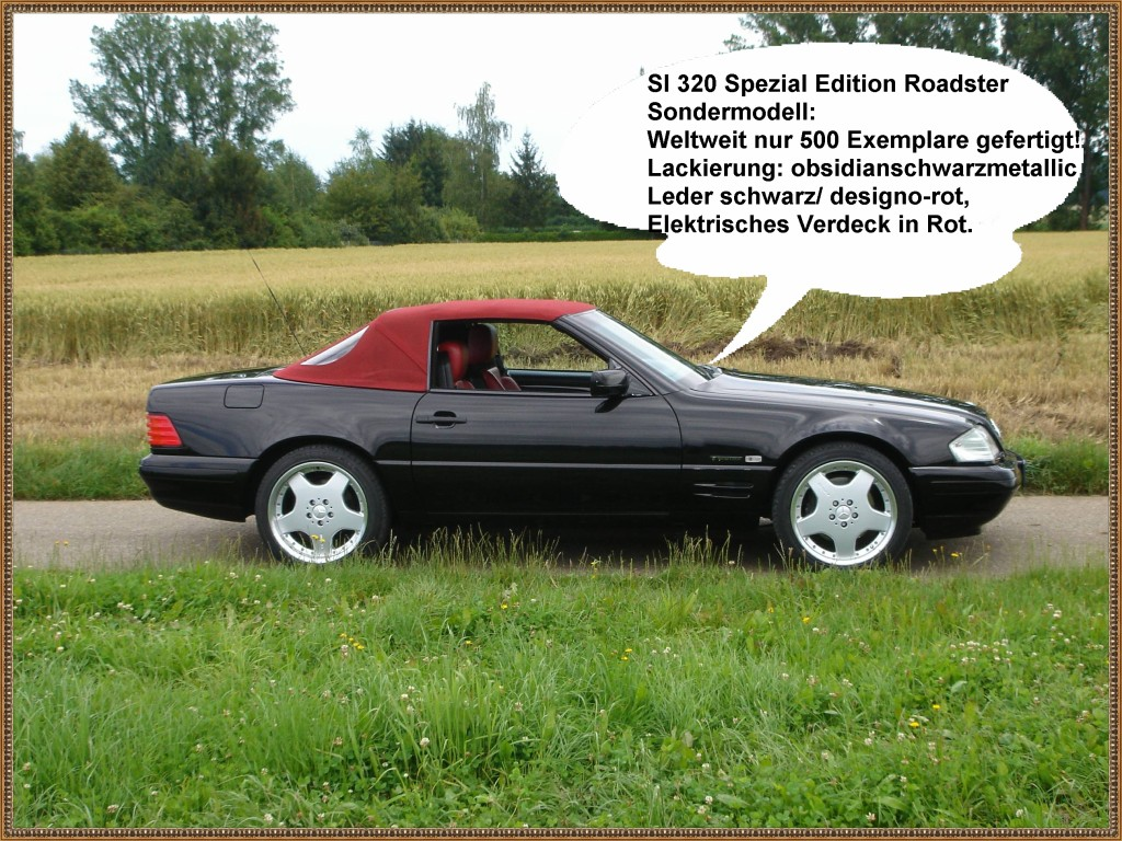 Mercedes-benz sl320 photo - 10