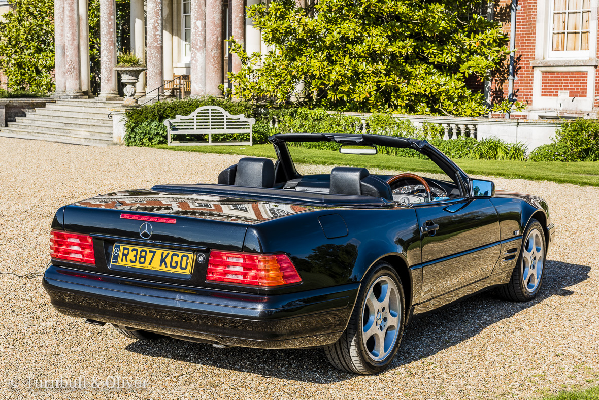 Mercedes-benz sl320 photo - 3