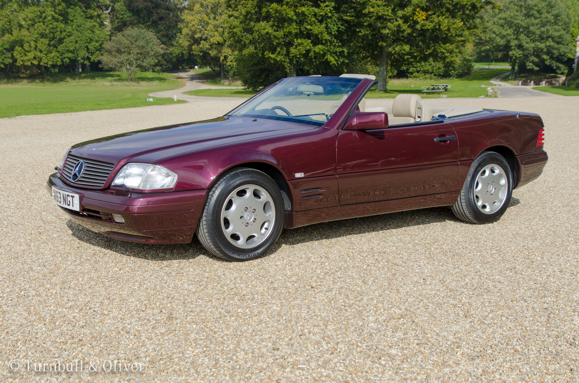 Mercedes-benz sl320 photo - 5