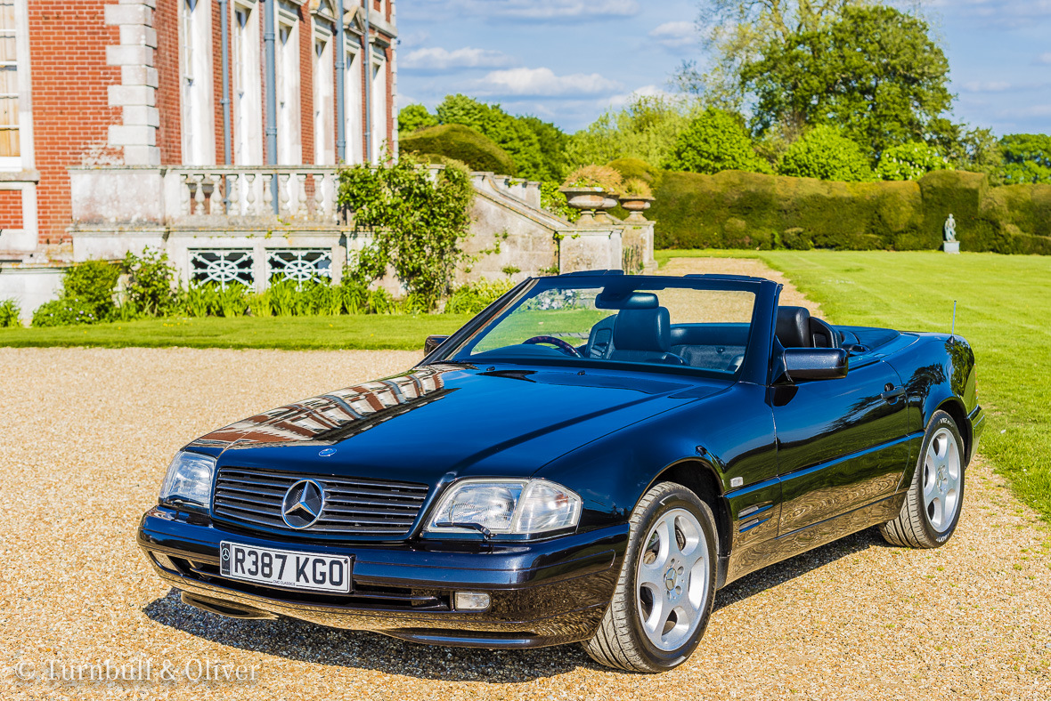 Mercedes-benz sl320 photo - 6