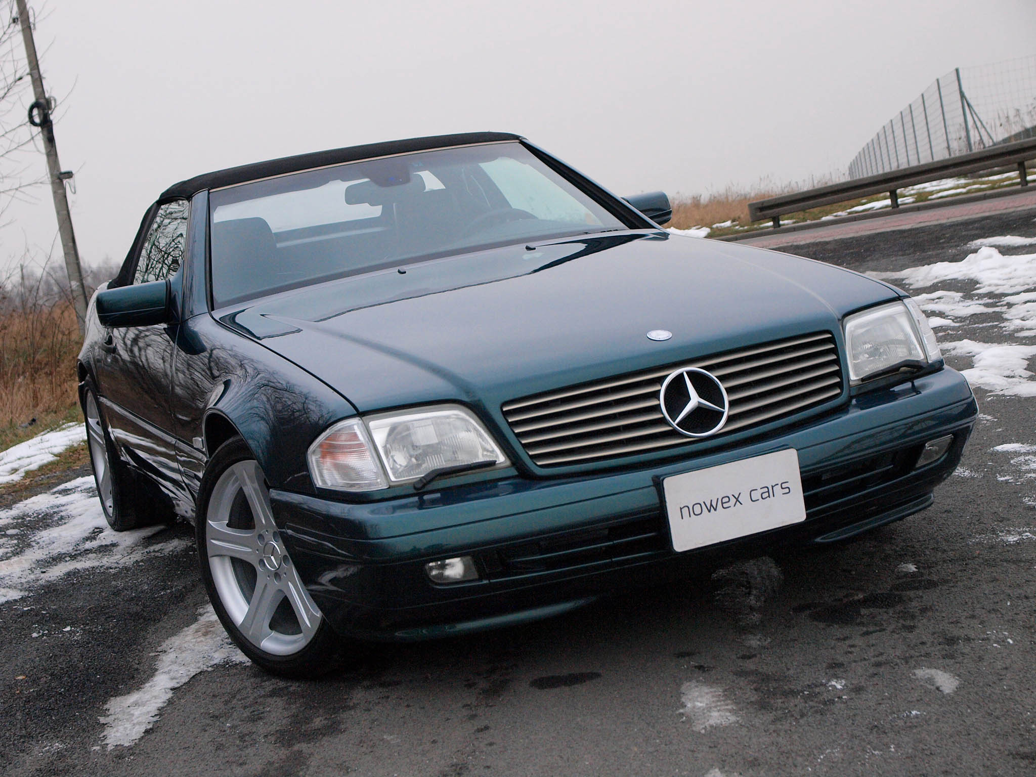 Mercedes-benz sl320 photo - 7