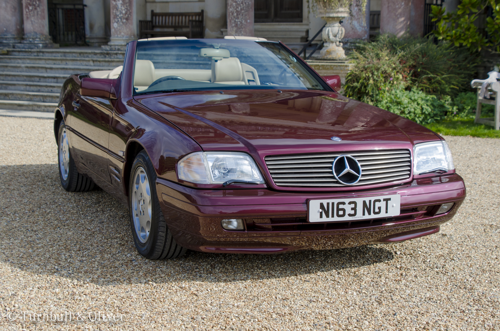Mercedes-benz sl320 photo - 8